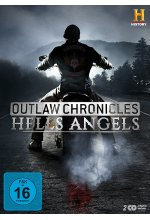 Outlaw Chronicles - Die Hells Angels  [2 DVDs] DVD-Cover