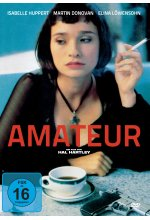 Amateur DVD-Cover