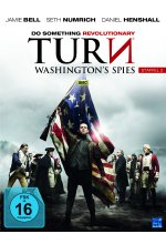 Turn - Washington's Spies - Staffel 2  [4 DVDs] DVD-Cover