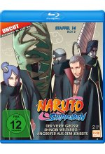 Naruto Shippuden - Staffel 14 - Box 2  [2 BRs] Blu-ray-Cover