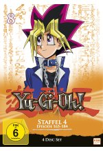 Yu-Gi-Oh! 8 - Staffel 4.2/Episode 165-184  [4 DVDs] DVD-Cover