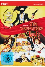 Die verruchte Lady DVD-Cover