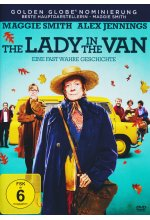 The Lady In The Van DVD-Cover