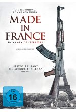 Made in France - Im Namen des Terrors DVD-Cover