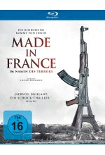 Made in France - Im Namen des Terrors Blu-ray-Cover
