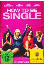 How To Be Single DVD-Cover