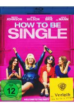 How To Be Single Blu-ray-Cover