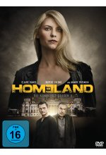 Homeland - Season 5  [4 DVDs] DVD-Cover