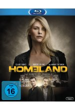 Homeland - Season 5  [3 BRs] Blu-ray-Cover