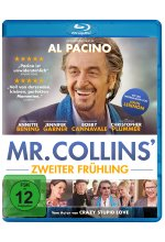 Mr. Collins' zweiter Frühling Blu-ray-Cover
