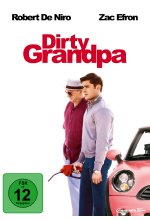 Dirty Grandpa DVD-Cover