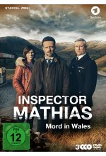 Inspector Mathias - Mord in Wales - Staffel 2  [3 DVDs] DVD-Cover