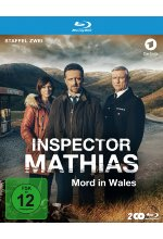 Inspector Mathias - Mord in Wales - Staffel 2  [2 BRs] Blu-ray-Cover