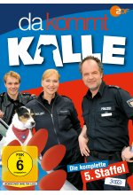 Da kommt Kalle - Staffel 5  [3 DVDs] DVD-Cover