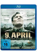 9. April - Angriff auf Dänemark Blu-ray-Cover