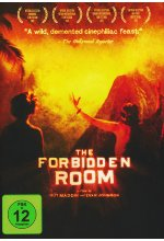 The Forbidden Room (OmU) DVD-Cover