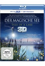 Der magische See  (inkl. 2D-Version) Blu-ray 3D-Cover