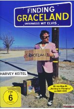 Finding Graceland - Unterwegs mit Elvis DVD-Cover