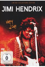 Jimi Hendrix - Hey Joe - The Music Story  [LCE] DVD-Cover