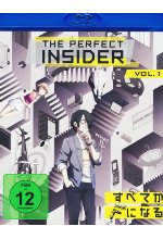 The Perfect Insider Vol. 1 Blu-ray-Cover