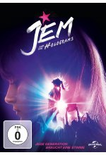 Jem and the Holograms DVD-Cover