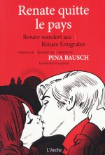 Renate quitte le pays - Pina Bausch DVD-Cover