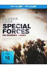 Special Forces - Die moderne Armee  (inkl. 2D-Version) [2 BR3Ds] Blu-ray 3D-Cover