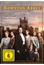 Downton Abbey - Staffel 6  [4 DVDs] DVD-Cover