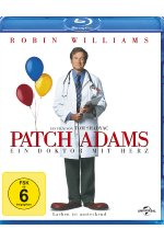 Patch Adams Blu-ray-Cover