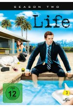 Life - Season 2  [6 DVDs] DVD-Cover