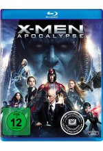 X-Men - Apocalypse Blu-ray-Cover