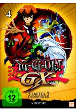 Yu-Gi-Oh! - GX - Staffel 2/Episode 80-104  [5 DVDs] DVD-Cover
