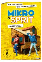 Mikro & Sprit DVD-Cover