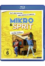 Mikro & Sprit Blu-ray-Cover