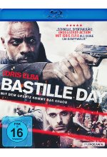 Bastille Day Blu-ray-Cover