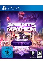Agents of Mayhem (Day One Edition) Cover