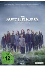 The Returned - Staffel 2  [3 DVDs] DVD-Cover