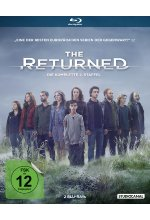 The Returned - Staffel 2  [2 BRs] Blu-ray-Cover