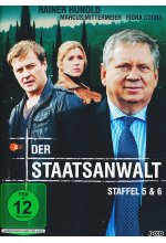 Der Staatsanwalt - Staffel 5&6  [3 DVDs] DVD-Cover