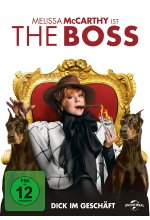 The Boss DVD-Cover