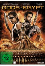 Gods Of Egypt DVD-Cover
