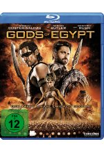 Gods Of Egypt Blu-ray-Cover