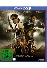 Gods Of Egypt Blu-ray 3D-Cover