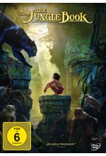 The Jungle Book DVD-Cover