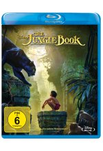The Jungle Book Blu-ray-Cover