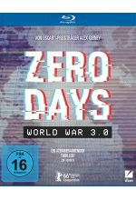 Zero Days - World War 3.0 (OmU) Blu-ray-Cover