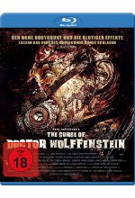The Curse of Doctor Wolffenstein Blu-ray-Cover