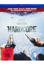 Hardcore Blu-ray-Cover