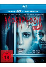 Agoraphobia - Der Tod lauert überall - Uncut  (inkl. 2D-Version) Blu-ray 3D-Cover