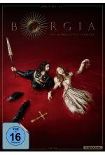 Borgia - Staffel 3  [DC] [5 DVDs] DVD-Cover